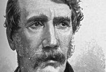 EXPLORERS - Livingstone (1813-1873) / David Livingstone (Blantyre, 19 marzo 1813 – Lago Bangweulu, 1º maggio 1873) è stato un missionario, esploratore e medico britannico dell'era vittoriana. Nacque nel villaggio di Blantyre, nella regione scozzese del Lanarkshire del sud.