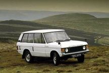 CARS - Range Rover 3 doors (1970 - 1986) / The first one.