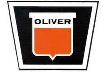 Tracteur Oliver