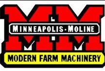 Tracteur Minneapolis Moline