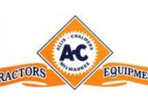 Tracteur Allis-Chalmers