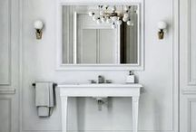 Bath and Wellness / Unique bathroom ideas, accessories, sanitary wares and fixtures from our carried brands.