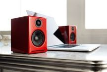 Audiophile Must-Haves / Featuring Audioengine speakers- definitely a must have for every audiophiles!