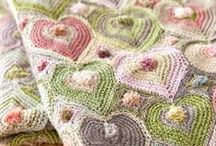 Crochet - Gorgeous images of finished works