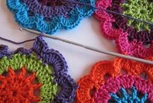 Crochet - Tips, tricks, tutorials and patterns / patterns and DIY for crochet enthusiasts and beginners