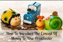 {Kids And Money} / Help your children learn to be financially responsible.