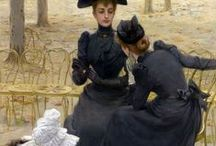 PAINT - Corcos / Vittorio Matteo Corcos (Livorno, 4 ottobre 1859 – Firenze, 8 novembre 1933). Italian painter.