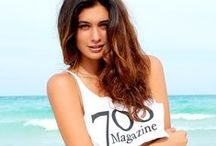 Girls of 708 / Girls of 708 Magazine features models wearing the iconic 708 tee.