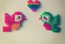 Hama & Perler Beads