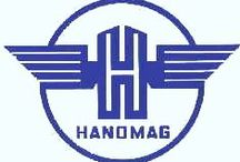 Tracteur HANOMAG