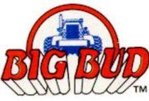 Tracteur BIG BUD