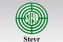 Tracteur STEYR