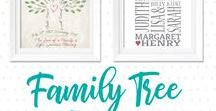 design | molloy Family Tree Designs / Family Tree Design, Customizable Family Tree, Family Tree Word Art, Genealogy, Grandmother Gift, Grandparent Gift, Christmas Gift for Parents, Anniversary Gift, Custom Tree Design, Personalized Family Tree, Milestone Anniversary Gift, Custom Family Tree Wall Art, Gift for Mom, Family Tree with Birds, Blended Family Tree, Multi-Generation Family Tree, Family Tree Poster