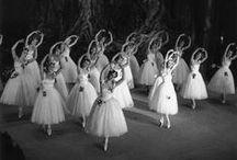 Dance. / Mainly ballet.