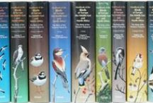 BOOKS -  Handbook of the Birds of Europe, the Middle East, and North Africa: Western Palearctic / Best European Book for Western Paleartic Birds determination.