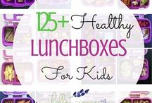 Kids school lunch ideas / Healthy nutritious food for growing brains and bodies