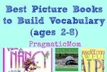 Vocabulary Fun 'n Games / Fun strategies to build a child's vocabulary