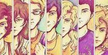 Percy Jackson (HoO)  / Percy Jackson and Heroes of Olympus
