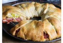 Savoury Baking Recipe / Savoury Baking, oven etc.