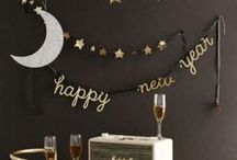 {New Years Fun} / Great ways to spend the New Years holiday. Easy DIY party decor, fun games, recipes, and more! Family friendly ideas.