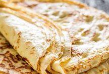 Pasta, Crepes, Rolls & more... / Pasta, crepe, rolls, french toast etc making & recipe