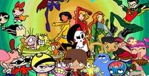 Childhood  / Growing up in the early 2000s