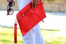 Kovsie Fashion / Everything red, blue and white.