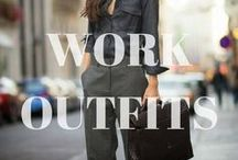 OUTFIT IDEAS: Work