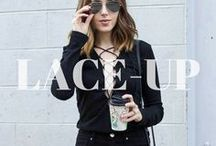 TREND: Lace-Up