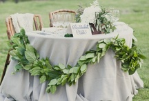 tablescapes & place setting