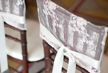 chair & aisle decorations