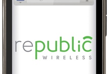 Media Resources / Graphics etc for the Media / by Republic Wireless