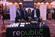 On the road / Republic Wireless does conferences, speaking events, and traveling, oh my. / by Republic Wireless