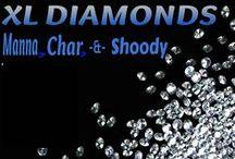 "XL Diamonds ""Manna, Shoody, & Simply Char"" / B-New Entertainment presents XL Diamonds ""Manna, Shoody, & Simply Char"" new artist music, pics and Info."
