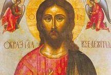 17-18 c.style orthodox icons