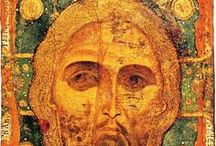 Jesus Christ in orthodox icons