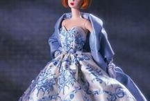 Repaint and fashion dolls