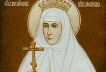St. Passionbearer Alexandra Feodorovna