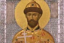 St. Passionbearer Nicolas II