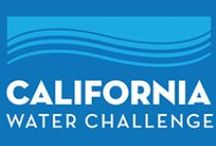 Be Water Wise / Tips and tools to help all Californians save water / by CoolCalifornia.org