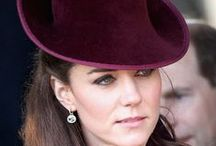 Duchess of Cambridge / Kate Middleton, now the Duchess of Cambridge, consort of the future King, and mother of the young Prince George. The Duchess and Prince William are expecting their second child,a daughter.Will at least one of her names be Elizabeth? Bet on it(lol)! It turns out that William and Kate are pregnant with twin princesses. Names?: Reportedly :Elizabeth and Margaret / by Bryn