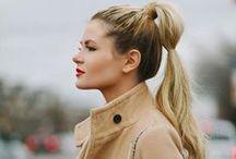 Hairinspo: Ponytail / Kijk op www.careforhair.nl voor informatie over onze vestigingen, prijzen en openingstijden.