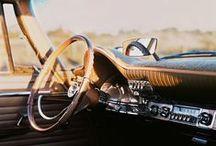 Car_Classic Interior
