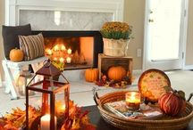 Autumn Inspiration / All of the inspiration you need for Autumn. Home decoration, outfits, yummy food and drink. Also lovely Autumnal scenes to lust over.