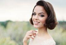 Bruid | Korte bruidskapsels / Kijk op www.careforhair.nl voor informatie over onze vestigingen, prijzen en openingstijden.