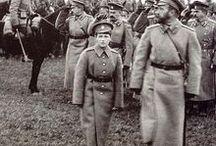 WWI, Russian Civil war