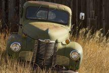 CAR_Classic truck