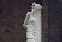 non classical sculpture