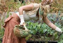 Садовая мода вне времени