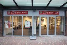 CFH Alkmaar / Van Ostadelaan 274 1816 JH Alkmaar Winkelcentrum de Hoef 072-5825249  kijk op www.careforhair.nl voor informatie over onze vestigingen, openingstijden en prijzen.